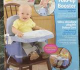 Safety 1st Deluxe Care Fold-up Booster Seat