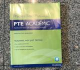 Pearson Test of English (PTE) Academic Practice Tests Book with Audio CD (with key)