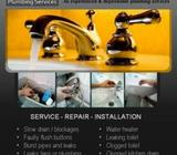 Fix Leaky Toilet, Dripping Tap, Mixer Faucet, Clear Toilet Choked, Clogged Sink, Cheap Plumbing