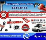 Leaking Tap, Clogged Sink, Overflow Toilet, Unblock Toilet, Plumber Service 24 Hrs, Cheap Plumbing