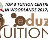 EduZ Tuition Centre, Woodlands. 5Mins walk from Marsiling MRT