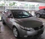 Kia Cerato Sedan - CHEAP, FUEL EFFICIENT CAR FOR GRAB DRIVER. HOT PROMO. CALL NOW. ROY 90217081