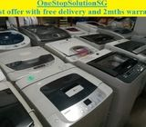 Reconditioned  washers / washing machines ($150 + free delivery come with 2 mths warranty) All washe