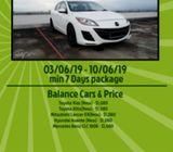 Cheapest Package - Brand New Cars for Hari Raya 2019. Hurry!