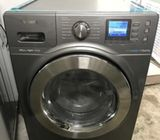 Samsung (12.0kg / 8.0kg)  washer dryer 2 in 1 ($700 + FREE delivery & 2months warranty) Model : WD12