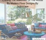 Crafting The Makeover Of The House By Modern Floor Designs By Jadescape