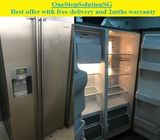 Samsung (526L),Side by-Side doors fridge / refrigerator ($580 + Free delivery and 2mths warranty)