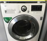 LG (9.0kg / 6.0kg)  washer dryer 2 in 1 ($500 + free delivery and 2months warranty)