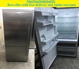 (Quite New) Fisher and Paykel (473L),  2 doors Huge fridge / refrigerator ($450 + free delivery and