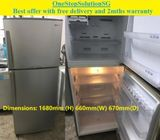 Samsung (340L) 2doors Rrefrigerator / fridge ($260 with Free delivery And 2mths warranty)