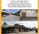 Depot Lane Ground Floor Warehouse For Rent
