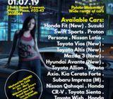 Budget Car Rental - Hari Raya 4th Weekend Hot Promo!