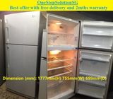 Offer:  LG (423L), 2 doors BIG fridge / refrigerator ($300 + Free Delivery and 2mths warranty)