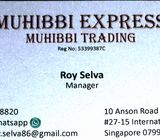 LOCAL MOVERS MUHIBBI EXPRESS