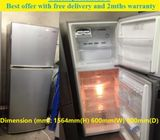 Samsung (253L), 2doors Refrigerator / Fridge ($200 + Free delivery and 2mths warranty)