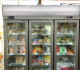 New and Used Display Freezer. Reputable brand.