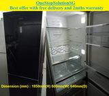 Quite New Bosch (330L) 2doors Huge Refrigerator / Fridge ($480 + Free Delivery and 2mths warranty)