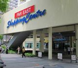 Far East Shopping Centre Retails Unit For Lease