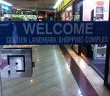 Golden Landmark Shopping Centre Retails Shop for Lease