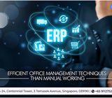ERP Development Company In Singapore