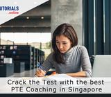 Crack the test with the best PTE Coaching in Singapore