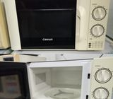 CORNELL DMO20 MICROWAVE OVEN (20L) ($45 Self Collect at 11 Woodlands Close)