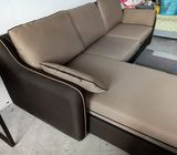 L Shape Sofa Set ($300 including delivery and installation)