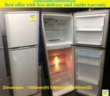 LG (188L) 2doors refrigerator / fridge ($175 + Free Delivery and 2months warranty)