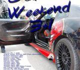 Cars Rental - Weekend 3+1 Hot Promo