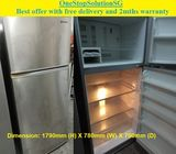 GE (530L), 2 doors Huge fridge / refrigerator ($250 + Free delivery and 2mths warranty)