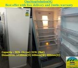 Mitsubishi  (319L) Big 2doors fridge / refrigerator  ($300 + FREE delivery & 2mths warranty)