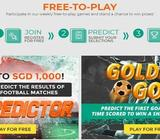 Free-to-Play ~p~ Football Prediction by TipsPortal