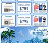 2019 AIRCON PROMOTION