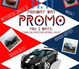 11.11 Cheapest Car Rental Promo Ever (As low as $37/day) No Gimmick!