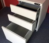 3 Drawers Mobile Pedestal with Number Combination Lock Call 6689 1901