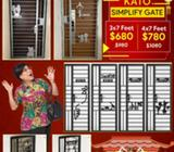 CHINESE NEW YEAR OFFERS FROM MYDIGITALLOCK, KATO SIMPLIFY GATES FOR HDB FROM$680