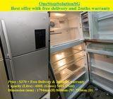 LG 540L, 2doors Huge Refrigerator / Fridge ($370 + Free Delivery & 2months warranty)