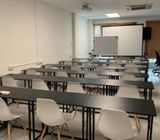 $68 NETT for 1st hour, $60 NETT for subsequent hours! (CLASSROOM SPACE)