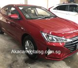96473183 - Hyundai Avante 2019 $1400/month till 4/5/2020