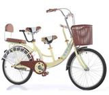 Bicycle Suitable Carry 2 Children