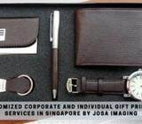Customized Corporate and Individual Gift Printing Services in Singapore by Josa