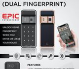 Epic 6G Gate Digital Lock $699 HP: 88164080