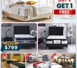 Buy 2 get 1 free Hotel Quality Mattress from $799 with free delivery hp 88913326