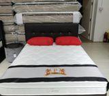 Queen size mattress $188 call 93919772 Serena