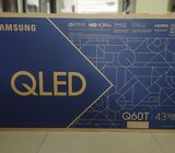 "Brand New Samsung 43"" inch Q60T QLED 4K UHD HDR Smart TV 2020"