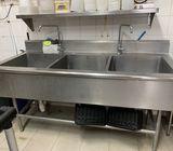 Used F&B Kitchen equipment