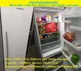 Fisher & Paykel (363L) 2 doors Big fridge / refrigerator ($350 + Free Delivery & 2mths warranty) Mod