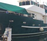 2003 Trawler Motor Yacht 68'