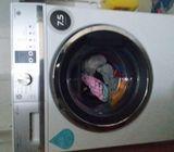 fisher&paykel 7.5kg washing machine cum dryer