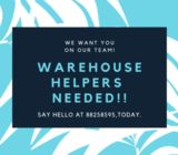 Warehouse & Assembly Assistant - Office hours, No interview needed